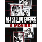 Alfred Hitchcock: The Essentials Collection Rear Window   Vertigo   North By Northwest, Psycho   The Birds (Limited... by UNIVERSAL HOME ENTERTAINMENT