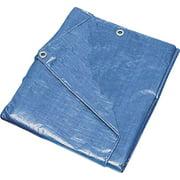 Prosource T0810BB90 Tarpaulin, 10 ft L, 8 ft W, 5 mil Thick, Blue