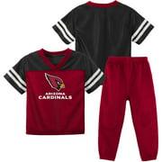 NFL Arizona Cardinals Toddler Short Sleeve Top and Pant Set