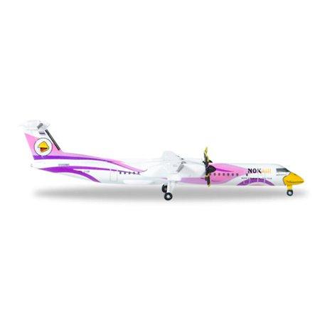 Herpa Nok Air Q400 1/500 Nok Kao Naew Reg#hs-Dqb (**)