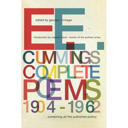 e. e. cummings : Complete Poems, 1904-1962