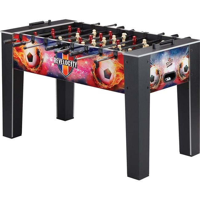 Fat Cat Revelocity Foosball Table by GLD Products