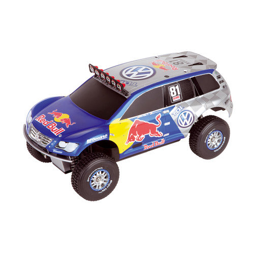Carrera of America Inc 1:12 VW Touareg Baja Racing