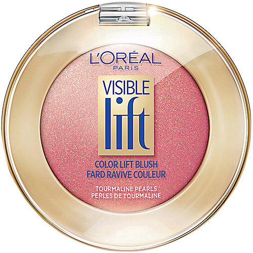 L'Oreal Paris Visible Lift Color Lift Blush, 0.14 oz