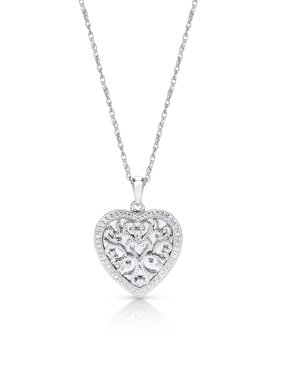 Jewelry & Watches Supply White Diamond Accent Paw Print Pendent Chain 14k Rose Gold Finish Factory Direct Selling Price Jewelry & Watches