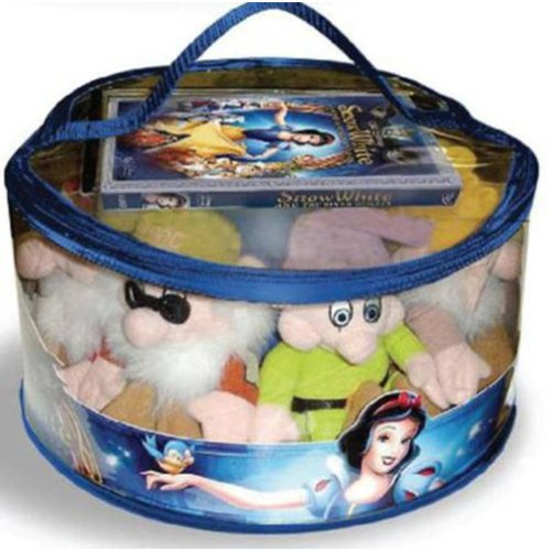 Snow White And The Seven Dwarfs (1937/ Diamond Edition/ DVD & Blu-ray Combo w/ Plush Toys)