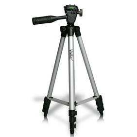 Professional Dual Handle Aluminum 67 Tripod for Canon GL1 Bubble Level