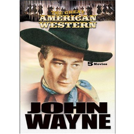 Great American Western  Vol  24  John Wayne  Full Frame