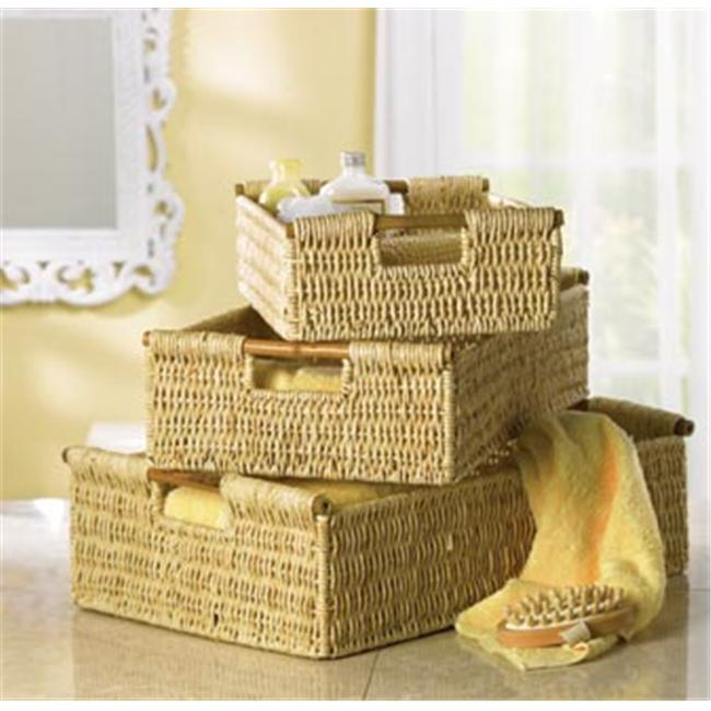 SWM 34622 Corn Husk Nesting Baskets