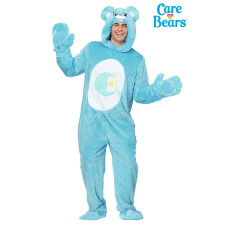 Care Bears Adult Classic Bed Time Bear - Frank Bee Costume Center