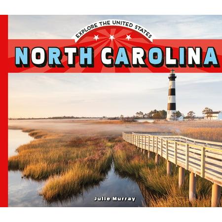 Explore the United States: North Carolina (Hardcover)