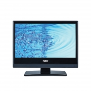"NAXA 13.3"" LED TV and DVD/Media Player"