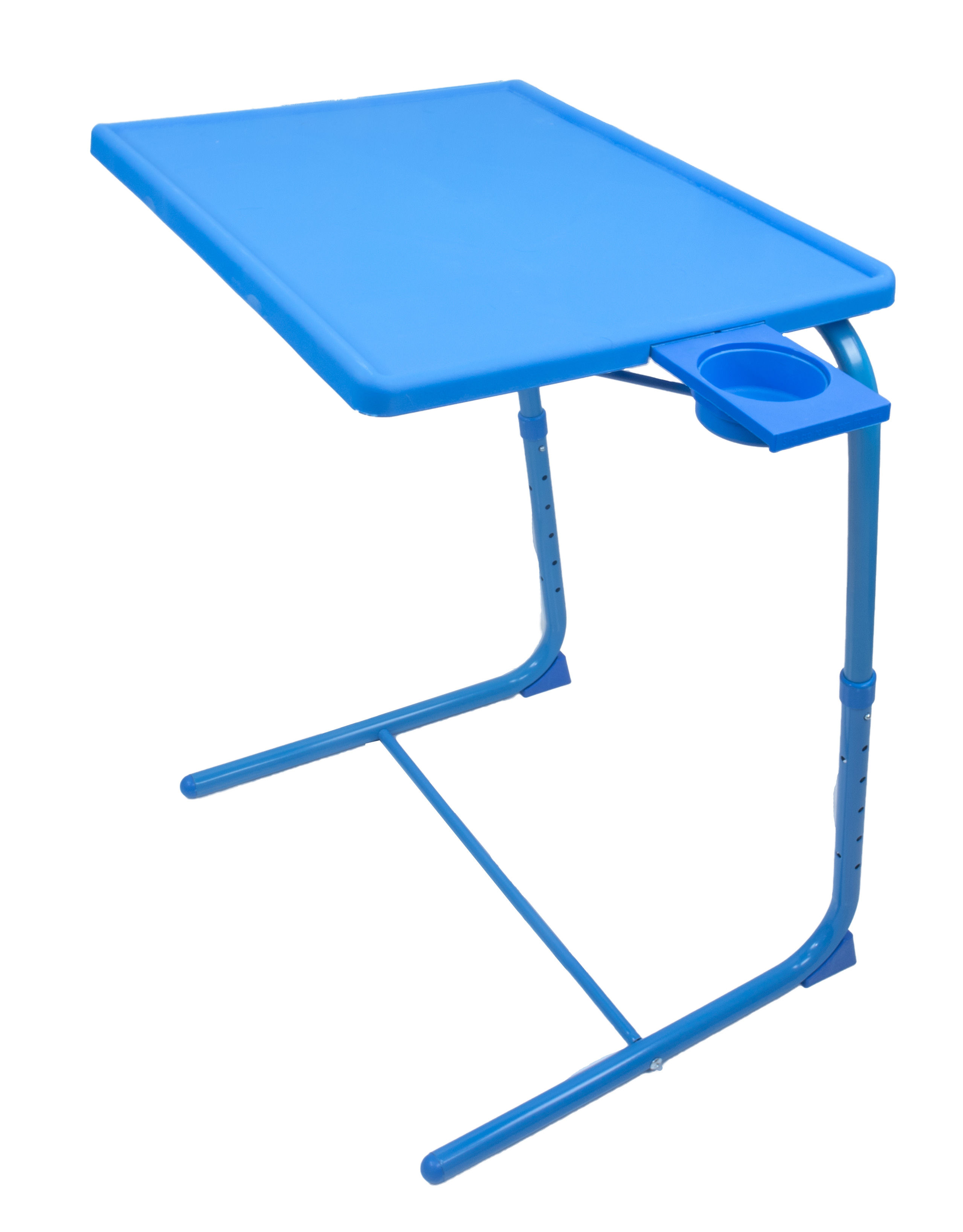 Portable Foldable Comfortable Tv Tray Table Laptop Eating