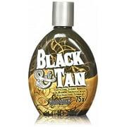 Black & Tan 75x Indoor Tanning Bed Bronzer 13.5OZ