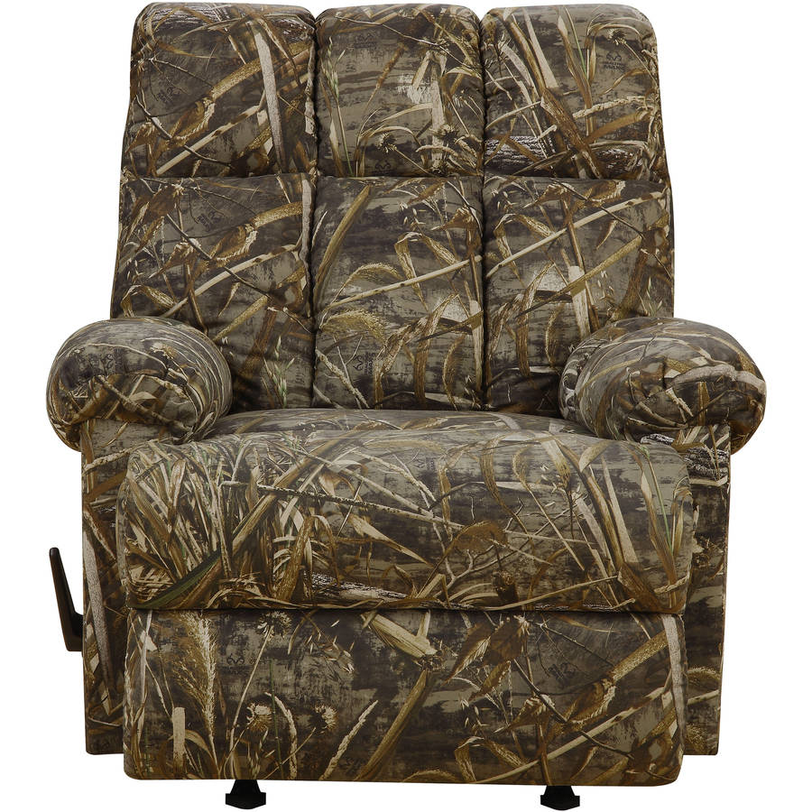 High Quality Dorel Home Realtree Camouflage Rocker Recliner   Walmart.com
