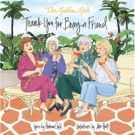 Being A Girl For Halloween (Golden Girls: Thank You For Being A)