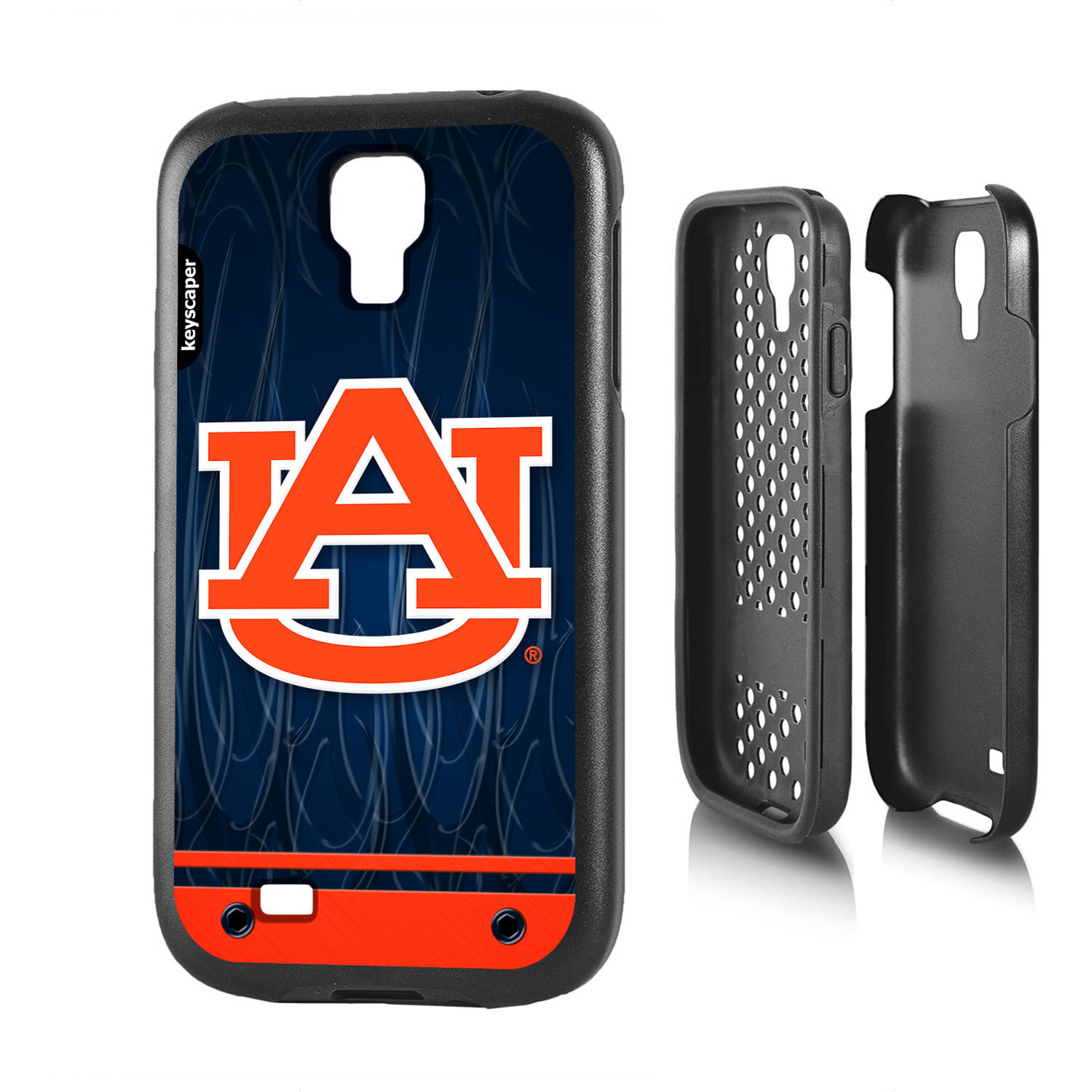 Auburn Tigers Galaxy S4 Rugged Case