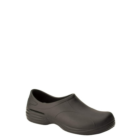 Tredsafe Unisex Pepper Slip-Resistant Clog (Womans Anti Slip Work Shoe)
