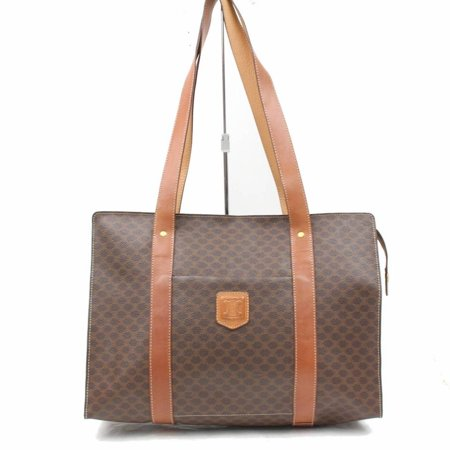 - Macadam Monogram Tote 866182 Brown Macadam Canvas Shoulder Bag
