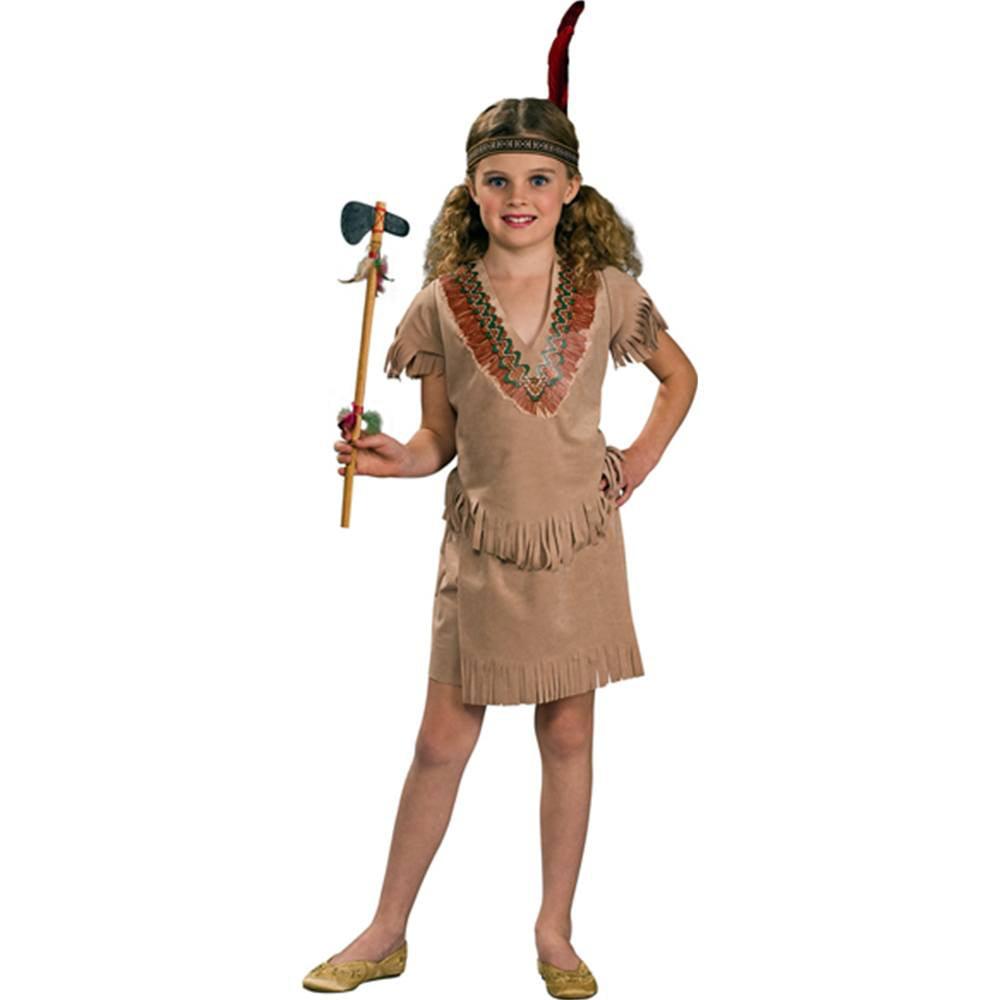 Indian Girl Kids Costume