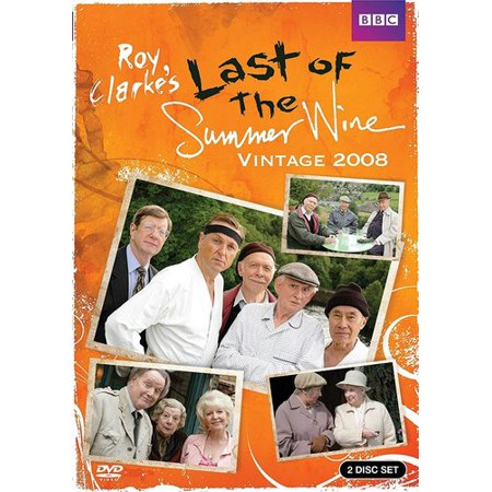 Last of the Summer Wine: Vintage 2008 (DVD) (Last Of The Summer Wine Complete Collection)