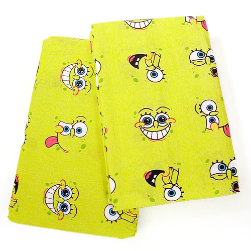Spongebob Squarepants Toddler Sheet Set