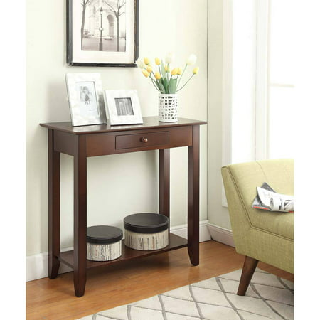 Convenience Concepts American Heritage Hall Table, Multiple Finishes (American Heritage Hall Table)