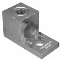 Aluminum Mechanical Lugs One Conductor - One Hole Mount 6
