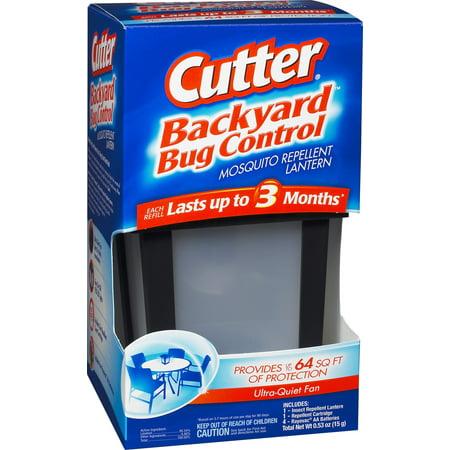 cutter 96176 backyard bug control mosquito repellent lantern walmart