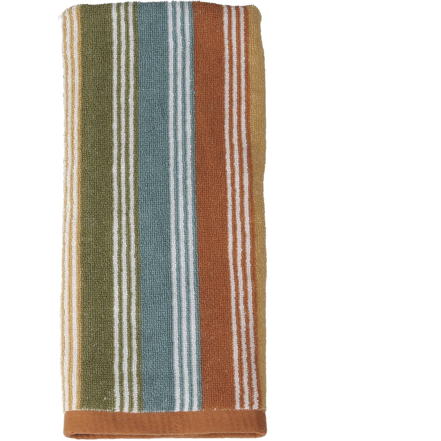 Saturday Knight LTD Mainstays Kids Woodland Creatures Striped Hand Towel