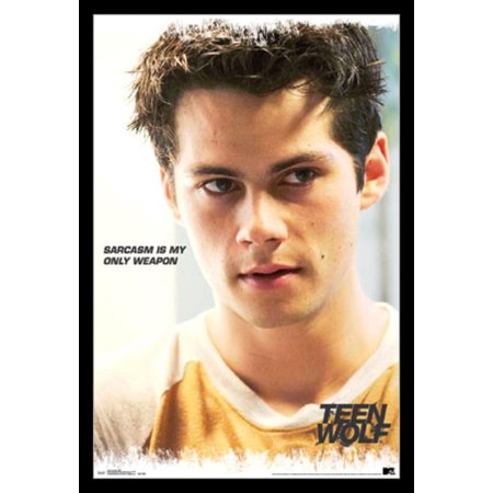 Teen Wolf - Stiles Poster Print