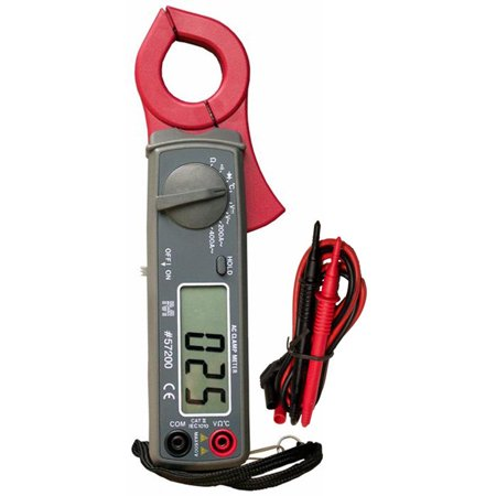 400A Digital Clamp Meter with Temperature Probe ()
