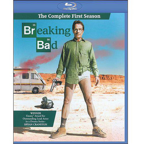 Breaking Bad: The Complete First Season (Blu-ray) (Widescreen)
