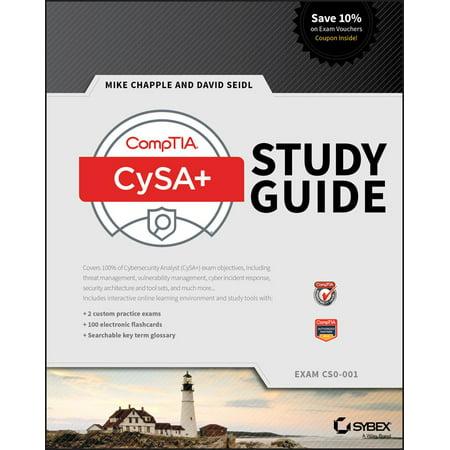 Comptia Cysa  Study Guide   Exam Cs0 001