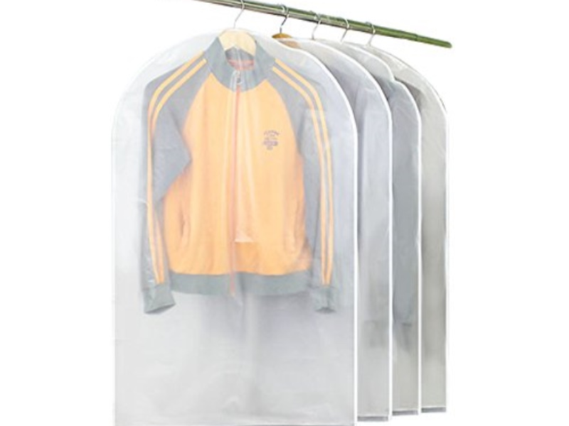 Attrayant Garment Covers For Clothes,4pcs 51âu20ac HX24âu20ac W Clear Garment Bag,PEVA