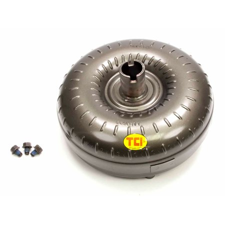 TCI Torque Converter 12 in 1500-1900 RPM Stall TH350/375 P/N (3000 Stall Converter)