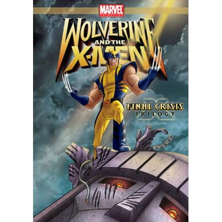 Wolverine & the X-Men: Final Crisis Trilogy (DVD)