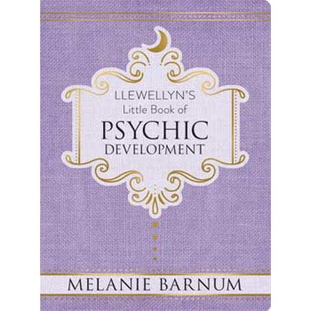 Party Games Accessories Halloween Séance Psychic Development Llewellyns Little Book