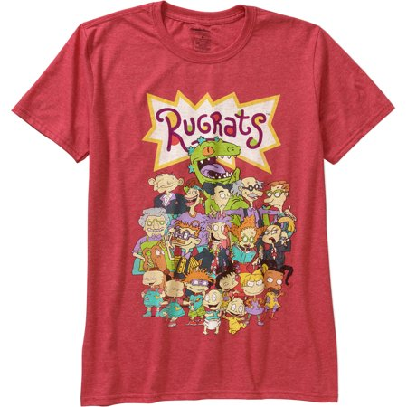 2c853f27719 Movies   TV - Rugrats Men s Graphic Tee - Walmart.com