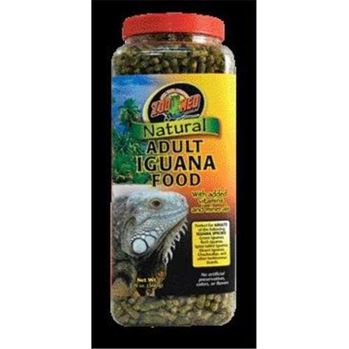 ZooMed Natural Adult Iguana Food 20 oz.