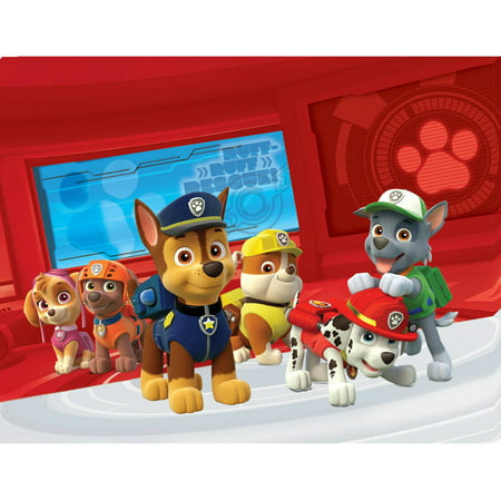 Marshall Paw Patrol Portrait Canvas with LED