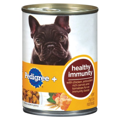 Pedigree Pedigree Plus Healthy Immunity Canned Dog Food, 13.2 oz
