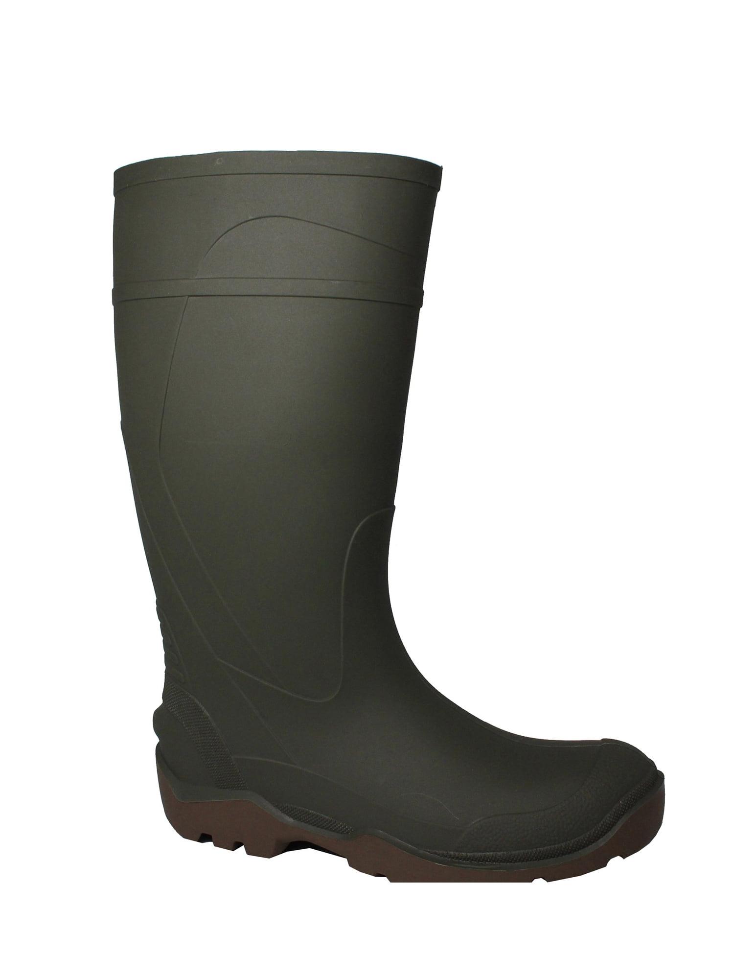 Men's Green Waterproof Boot