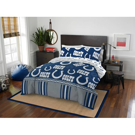 NFL Indianapolis Colts Bed In Bag Set