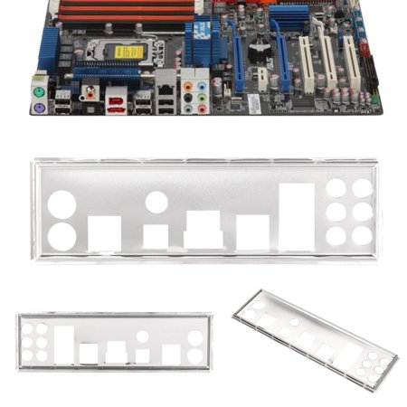 Shield Plate Backplate For ASUS P6T SE Motherboard I/O IO G380 XH Backplate
