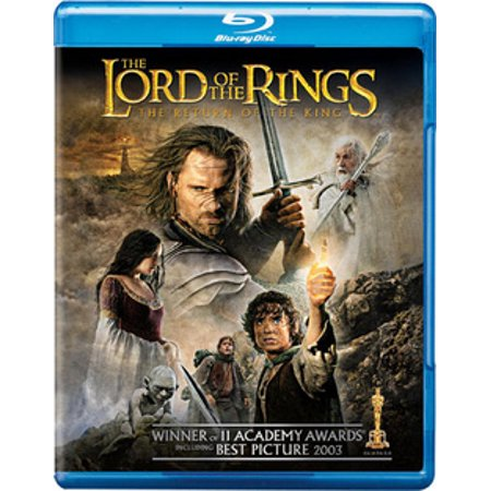 The Lord Of The Rings: The Return Of The King (Blu-ray) - Weapons From Lord Of The Rings