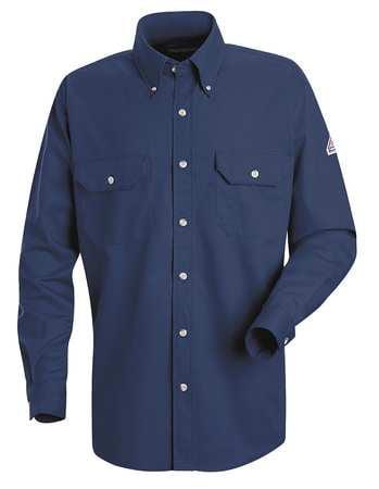 Bulwark Uniform Shirt L Navy