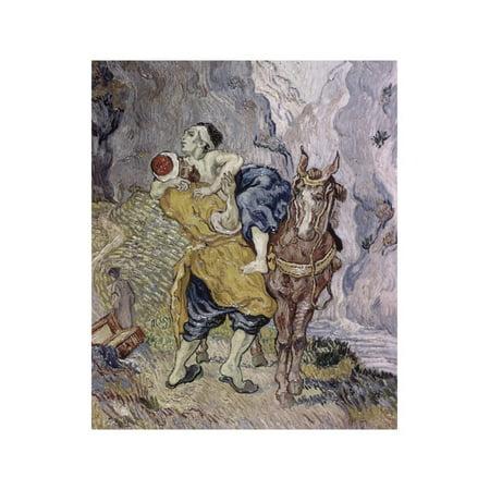 The Good Samaritan, 1890 Print Wall Art By Vincent van (Modern Day Version Of The Good Samaritan Story)