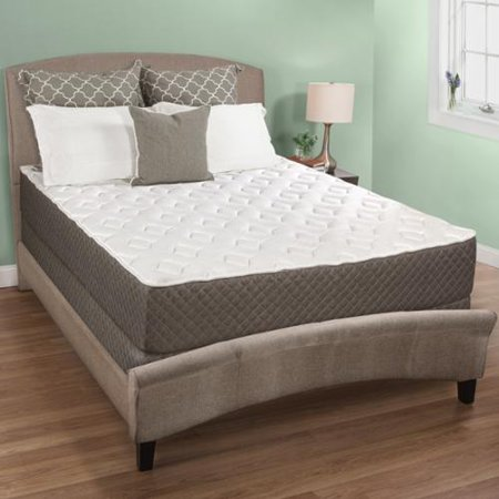 select luxury 10 inch king size quilted memory foam mattress. Black Bedroom Furniture Sets. Home Design Ideas