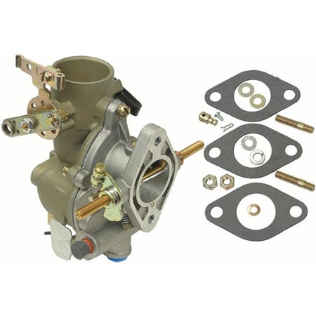 New Zenith Fuel System, Carburetor, Updraft, Gasoline 0-12566